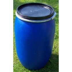 Sud 220 l modrý použitý