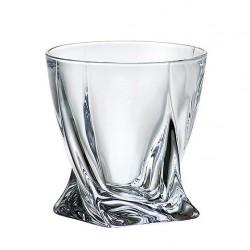 sklenička Quadro 340 ml / whiskey
