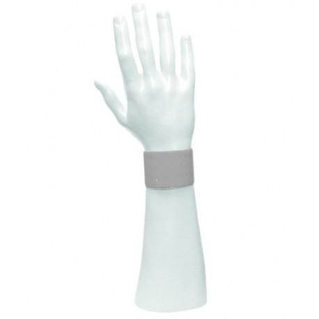 Reflexní pásek stříbrný