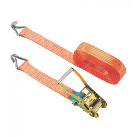 Upínací pás s ráčnou 8m / 50 mm, 5000 daN