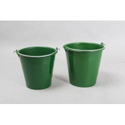 Kbelík zelený průmyslový 9,12 lt