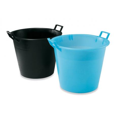 Vědro 2 ucha 30l, 50l, 65l modrá/černá