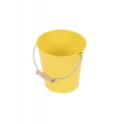 Dětský kbelík, 1,5l, plechový