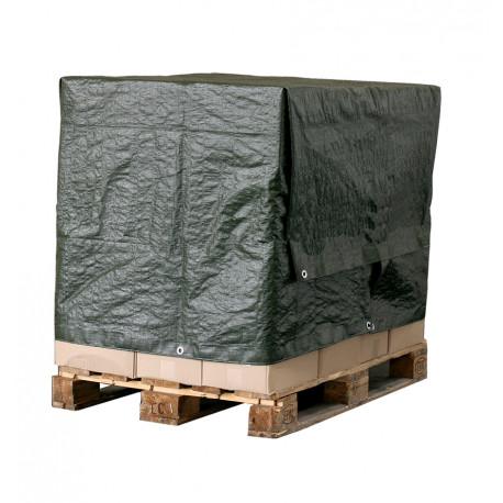 Plachta na paletu 2x3m výška cca 1m