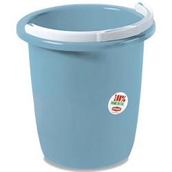 Kbelík pro dom. použití 10lt bledě modrá