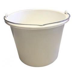 Kbelík bílý, 12 l - JOPA