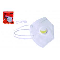 Respirátor FFP2 s ventilkem - balení po 5ks