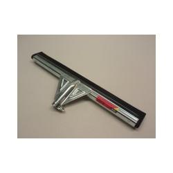 Podlahová stěrka 45,55,75 cm, kovová - černá