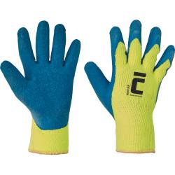 NIGHTJAR rukavice máčené v latexu