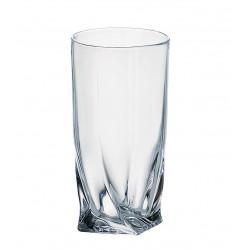 sklenička Quadro 350 ml / long