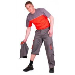 DESMAN kalhoty 2 v 1